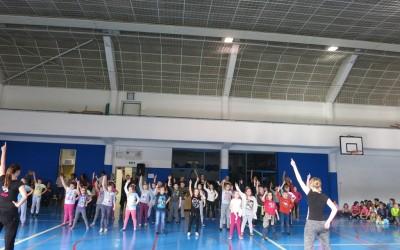 Športni dan ples