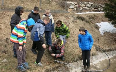 Sedmošolci na taboru: 5. dan