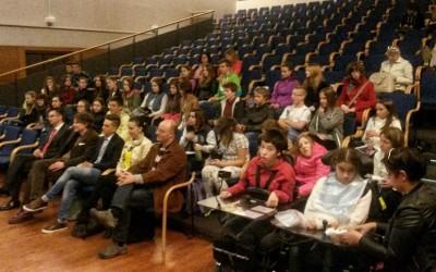 Otroški parlament o pasteh mladostništva