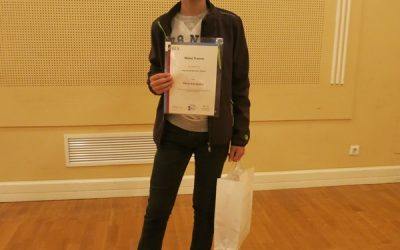 Slavnostna podelitev nagrad za državna tekmovanja BISTROUMI 2017