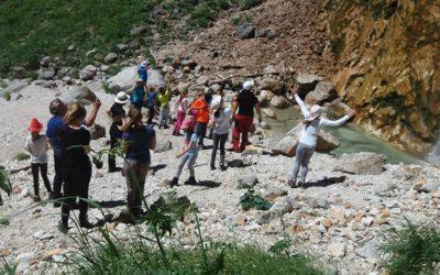 Doživljajsko – planinski tabor: 3. dan