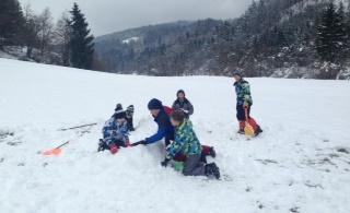 Zimski športni dan, 3. in 4. r