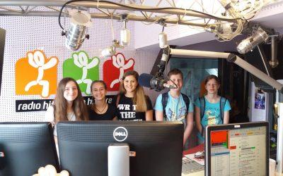 Obisk radia HIT