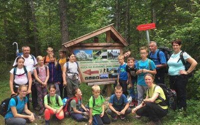 Doživljajsko-planinski tabor 2018 – 2. dan