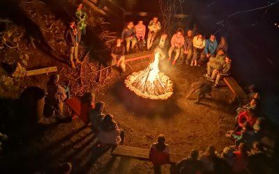 Sedmošolci poročajo iz doma Trilobit – četrtek