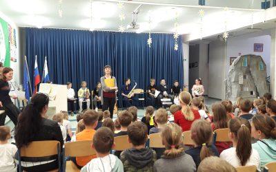 Predstavitev Glasbene šole Kamnik
