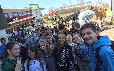 Učenci 6. razreda obiskali Avstrijo