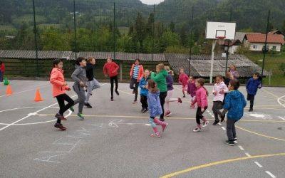 Tekmovanje v otroški atletiki